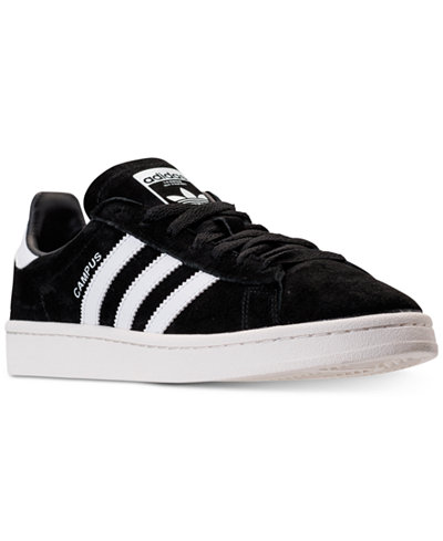 adidas Men's Campus Casual Sneakers from Finish Line