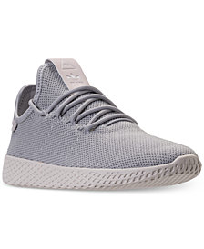 adidas Women's Originals Pharrell Williams Tennis HU Casual Sneakers from Finish Line