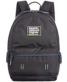 Superdry Men's Binder Montana Backpack