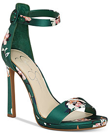 Jessica Simpson Plemy Two-Piece Dress Sandals