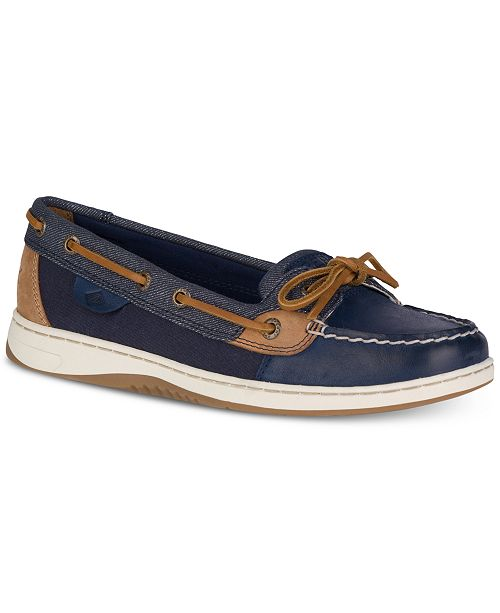 Women S Angelfish Boat Shoes