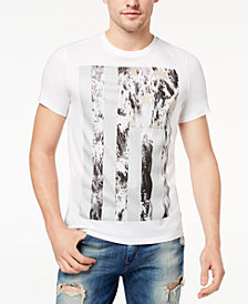 GUESS Men's Ocean Graphic-Print T-Shirt