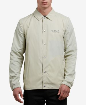 Volcom Men's Brews Coach Jacket 5798855