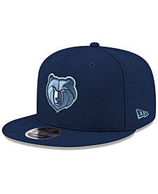 New Era Boys' Memphis Grizzlies Basic Link 9FIFTY Snapback Cap