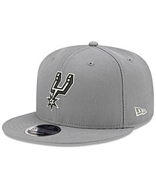 New Era Boys' San Antonio Spurs Basic Link 9FIFTY Snapback Cap
