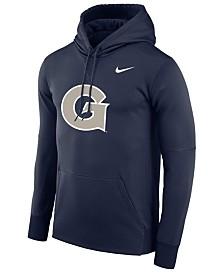 Nike Men's Georgetown Hoyas Therma Logo Hoodie