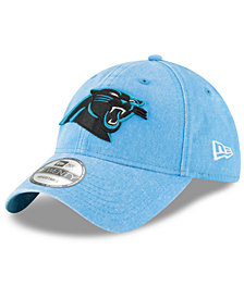New Era Carolina Panthers Italian Washed 9TWENTY Cap