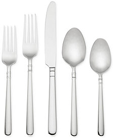 kate spade new york Carlton 45-Pc. Flatware Set, Service for 8