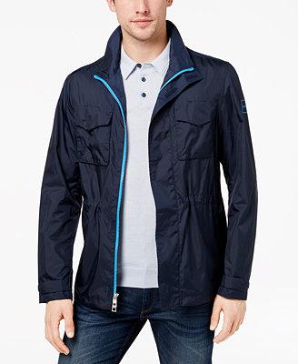 Men's Packable Full Zip Jacket by Michael Kors