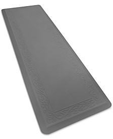 "20"" x 72"" Gel-Infused Anti-Fatigue Kitchen Mat"