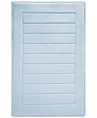 "SensoSoft™ 21"" x 34"" Ultra Plush Memory Foam Bath Rug"