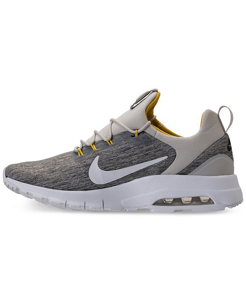 buy online a5566 cc520 ... Nike Women s Air Max Motion Racer Running Sneakers from Finish ...