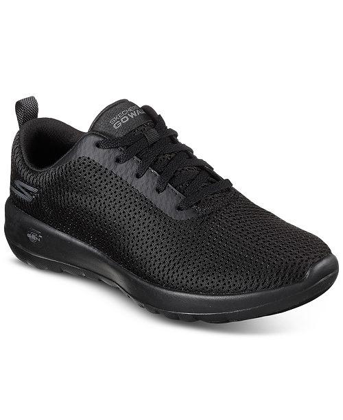 812243d24bcd ... Skechers Women s GOwalk Joy - Paradise Casual Walking Sneakers from Finish  Line ...