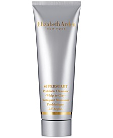 Go All Out! Receive a FREE Full-Size Supersatrt Probiotic Cleanser with any $150 Elizabeth Arden Purchase. Total gift up to a $264 value!