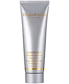 GET MORE! Receive a FREE FULL SIZE Superstart Probiotic Cleanser with $85 Elizabeth Arden Purchase (Total Gift Value $140!)
