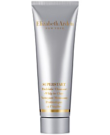 Receive a FREE Full-Size Superstart Probiotic Cleanser with $125 Elizabeth Arden Purchase (A $34 value!)