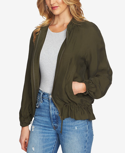 Bomber Jacket 1.State View Cheap Price Clearance Top Quality New Arrival Cheap Online Cheap Sale Affordable 100% Original cEl3H3W