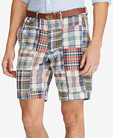 Polo Ralph Lauren Men's Classic Fit Madras Shorts
