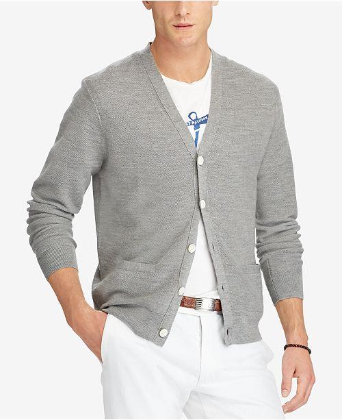 Polo Ralph Lauren Mens Cardigan Sweaters Men Macys
