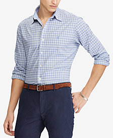 Polo Ralph Lauren Men's Classic-Fit Easy-Care Shirt