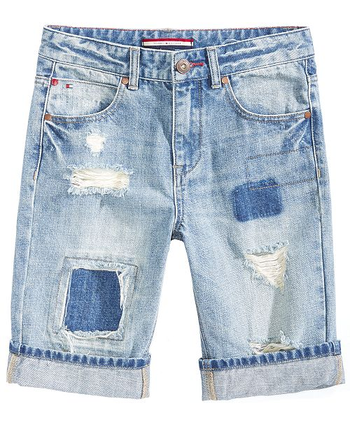 2b36602c7 Tommy Hilfiger Daytona Denim Shorts, Big Boys & Reviews - Shorts ...