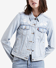 Levi's® Original Denim Trucker Jacket