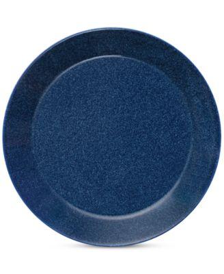 Teema Dotted Blue Salad Plate