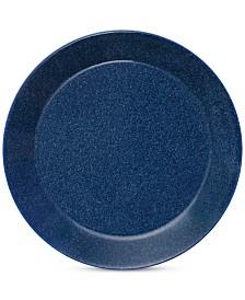 Iittala Teema Dotted Blue Salad Plate