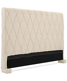 Karrol Adjustable King/California King Headboard, Quick Ship