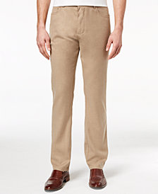 Ryan Seacrest Distinction™ Men's Slim-Fit Stretch Twill Five Pocket Pants, Created for Macy's
