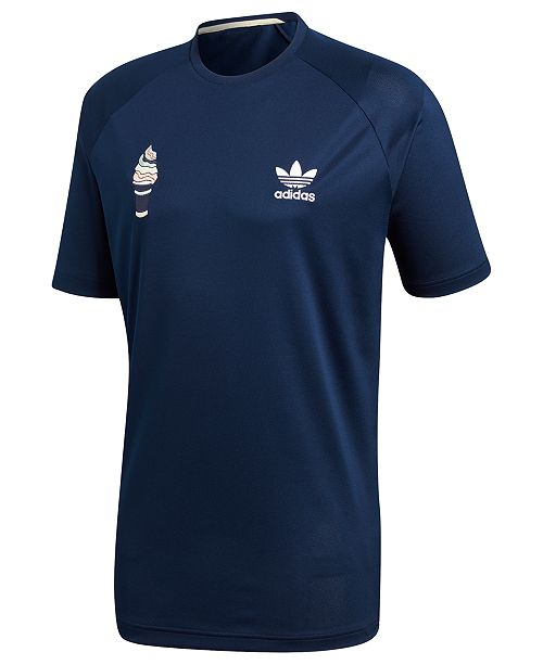 adidas Men's Graphic-Print Soccer T-Shirt