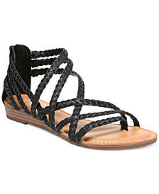 Carlos by Carlos Santana Amara Braided Flat Sandals