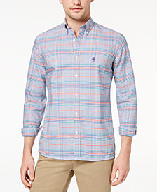 Brooks Brothers Slim-Fit Oxford Cotton Shirt