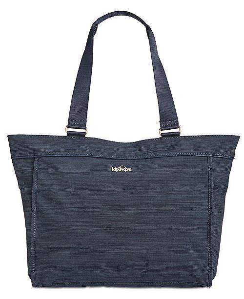 10c3aa1d3d Kipling New Shopper Large Tote   Reviews - Handbags ...