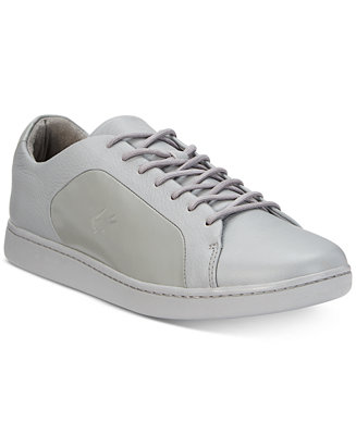 272afb3713 Lacoste Men's Carnaby EVO Leather Classic Sneakers & Reviews ...