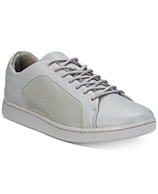 Lacoste Men's Carnaby EVO Leather Classic Sneakers