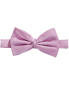 Lauren Ralph Lauren Dot-Print Silk Bow Tie, Big Boys