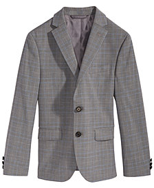 Lauren Ralph Lauren Plaid Suit Jacket, Big Boys
