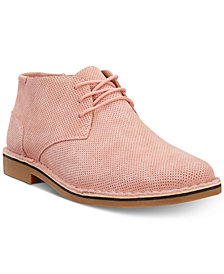 Kenneth Cole Reaction Men's Desert Sun Perforated Chukka Boots