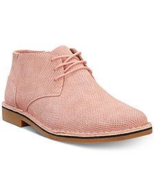 Kenneth Cole Reaction Men's Desert Sun Perforated Chukka Boots