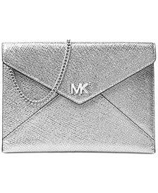 MICHAEL Michael Kors Barbara Small Soft Envelope Clutch