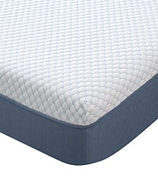 "Dream Science by Martha Stewart Collection 12"" Luxury Plush Memory Foam Mattress, Quick Ship, Mattress in a Box- Full"