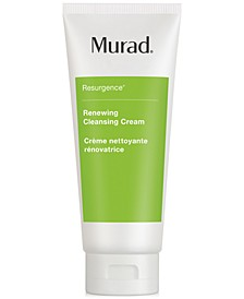 Resurgence Renewing Cleansing Cream, 6.75-oz.
