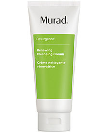 Murad Resurgence Renewing Cleansing Cream, 6.75-oz.