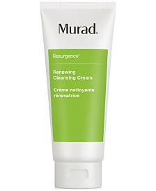 Murad Resurgence Renewing Cleansing Cream, 6.75-oz.