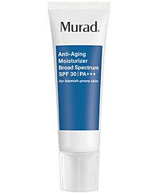 Murad Anti-Aging Moisturizer Broad Spectrum SPF 30 | PA+++, 1.7-oz.