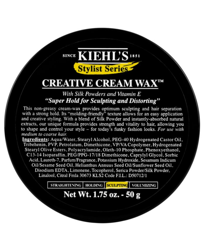 Kiehl's Since 1851 Stylist Series Creative Cream Wax, 1.75-oz. & Reviews - Beauty - Macy's