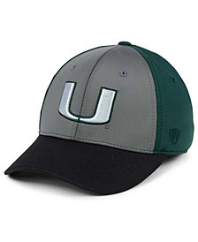Top of the World Miami Hurricanes Division Stretch Cap