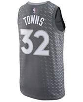 huge discount 09cb3 4663a adidas Men s Karl-Anthony Towns Minnesota Timberwolves City Swingman Jersey