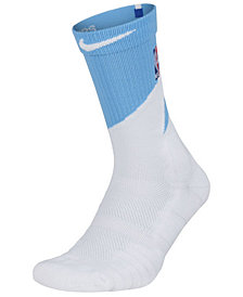 Nike Men's Los Angeles Clippers Elite Quick Crew Socks